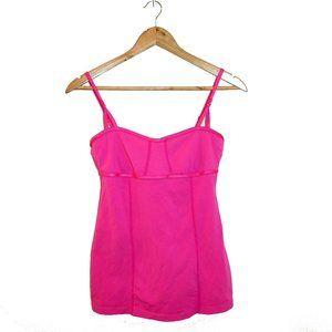 Lululemon Ariel Tank Top Pink